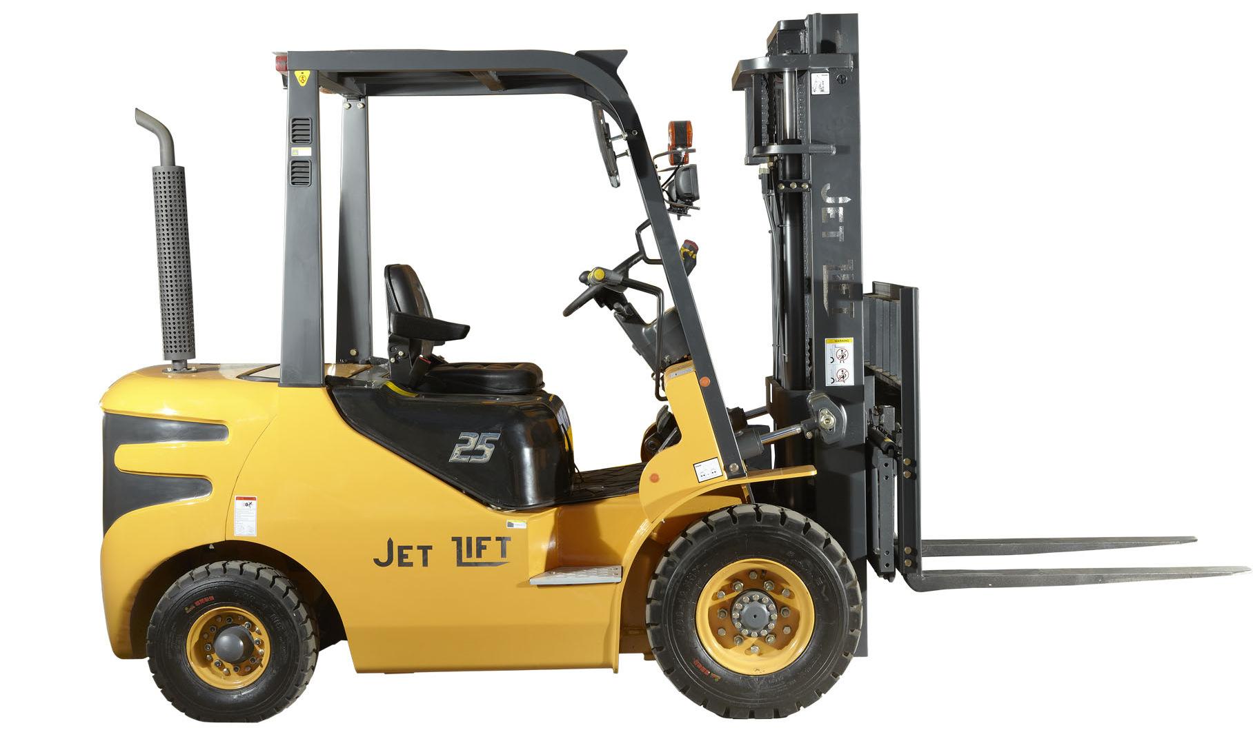 Jetlift Forklift